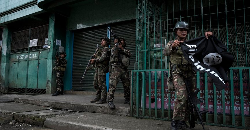 Did Muslim Terrorists Bomb a Church in the Philippines