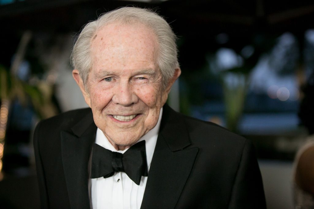 FACT CHECK: Did Pat Robertson Say the Notre Dame Fire Was the Result of 'Hell Bubbling over with Homosexuals'?