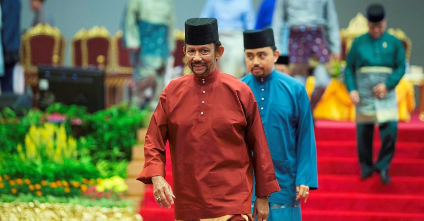 Did Brunei Announce a Law to Punish 'Gay Sex' with Death By