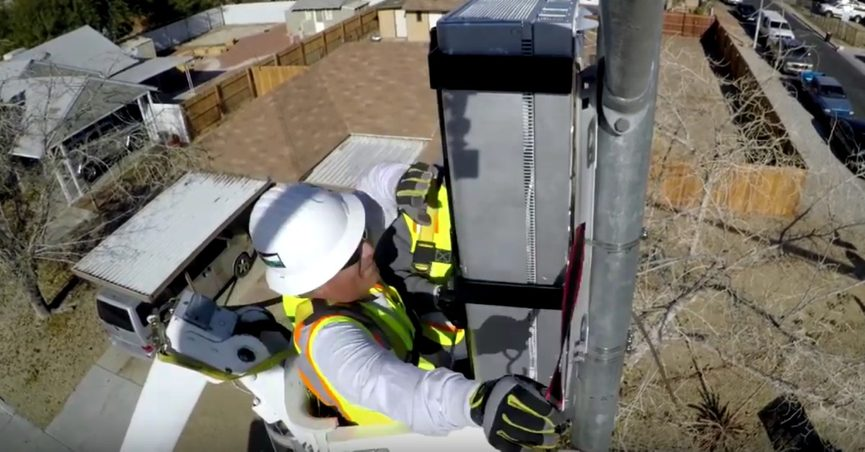 Are Hazmat Suits Needed to Install 5G Cellphone Towers?