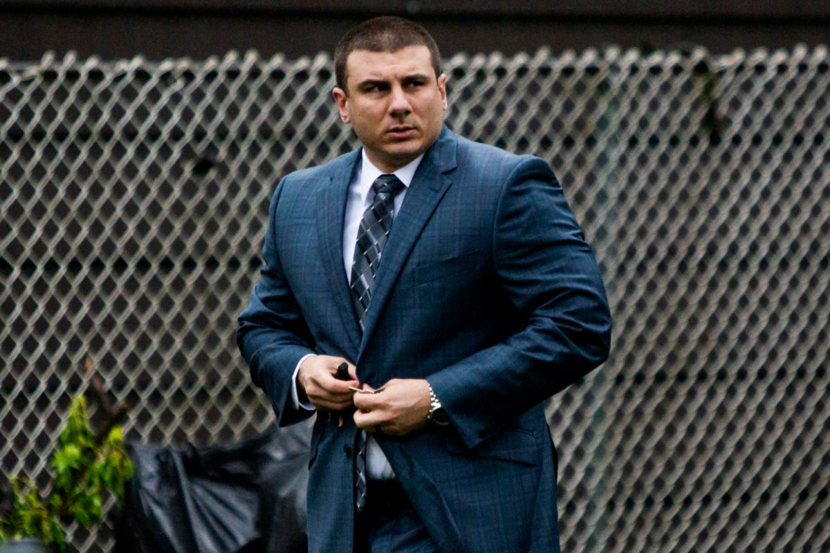 NYPD Fires Officer for 2014 Death of Eric Garner