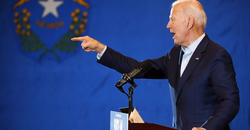 Did Joe Biden Publicly Reveal the Identity of the Special