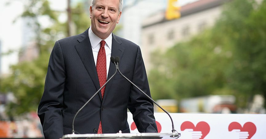 Did NYC Mayor Bill de Blasio Once Support the Sandinista