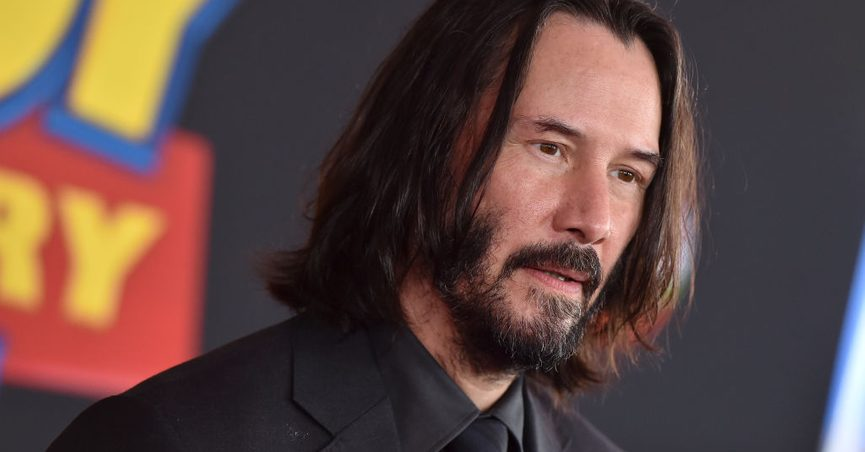 Did Keanu Reeves Really Say This About Living Life Fully? #sweatpantsCofffeeQuotes
