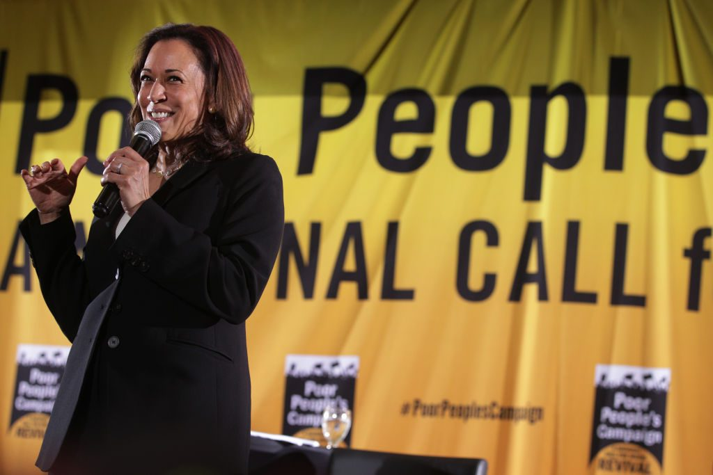 FACT CHECK: Did U.S. Sen. Kamala Harris Say 'White Lab Coats Are a Sign of Doctors' Racism'?