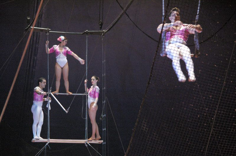 FACT CHECK: Did a Trapeze Artist With Diarrhea Defecate on 23 People?