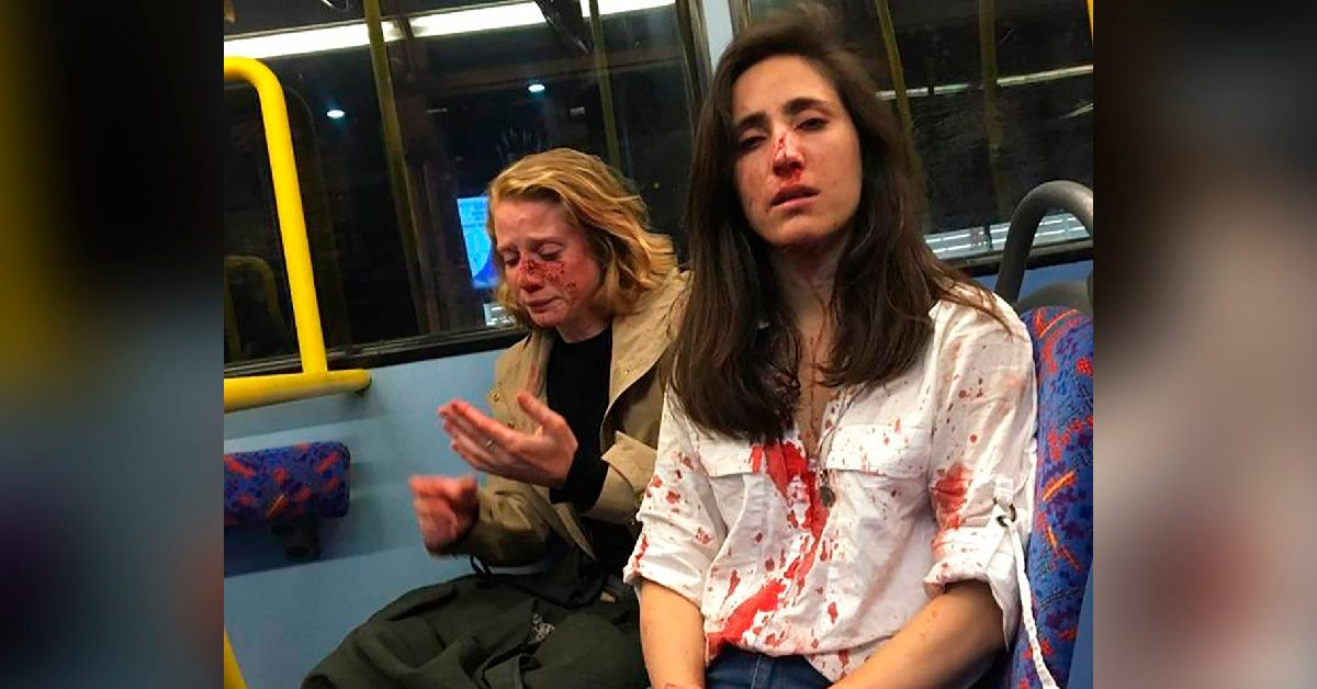 Police Arrest 4 Teens Over Homophobic Attack on London Bus thumbnail