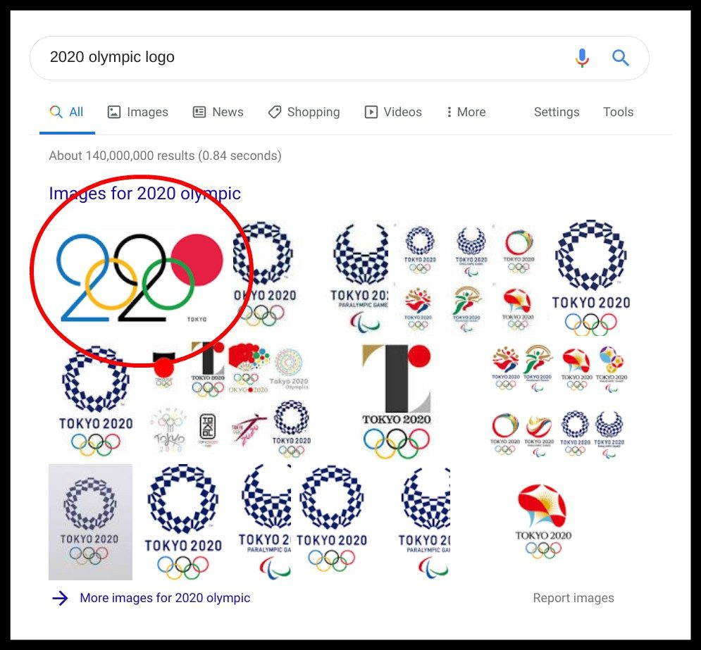 Summer Games 2020.Is This The 2020 Summer Olympics Logo