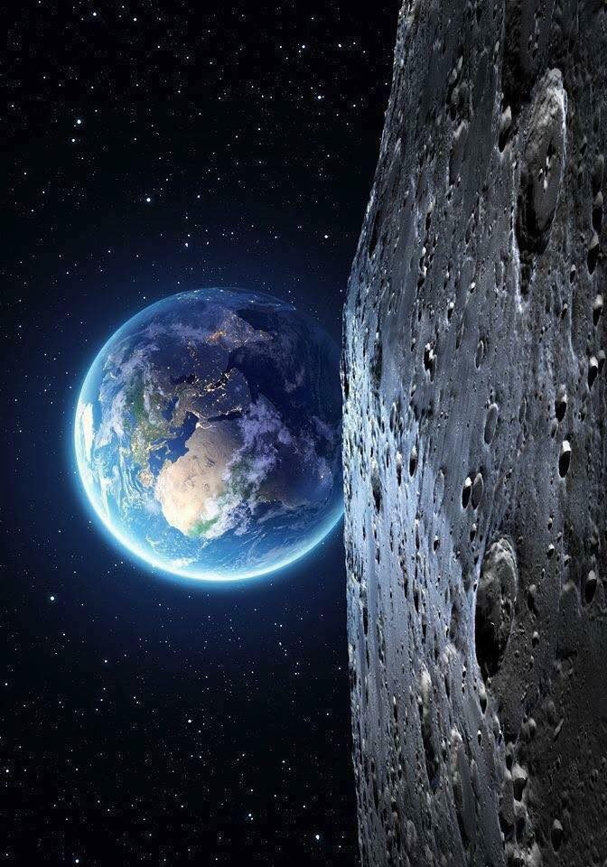 Is This a Real Photo of the Earth from the Moon?