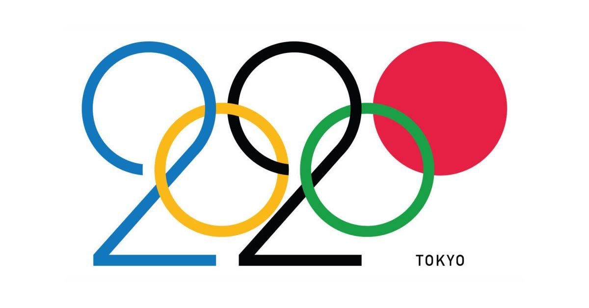 Is This the 2020 Summer Olympics Logo?