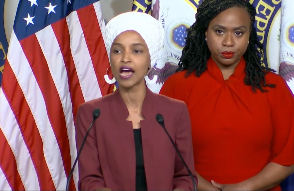 "Did Fox News Report That Rep. Omar Delivered a ""Profanity-Laced Attack on President Trump""?"