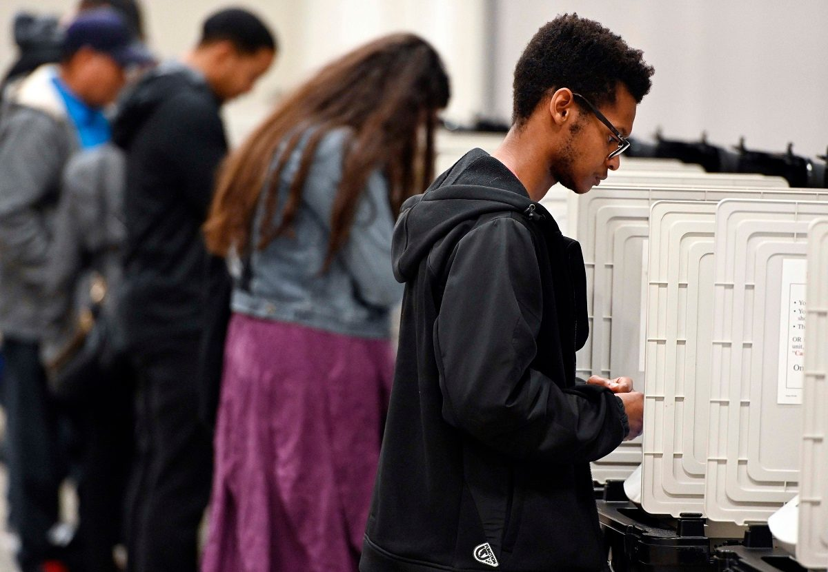 Judge: Georgia Must Scrap Old Voting Machines After 2019