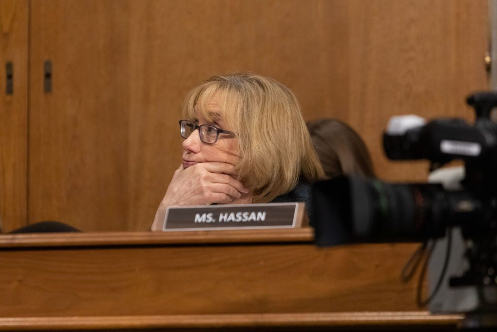 Did a Second Aide to Democratic Sen. Maggie Hassan Admit Role in ...