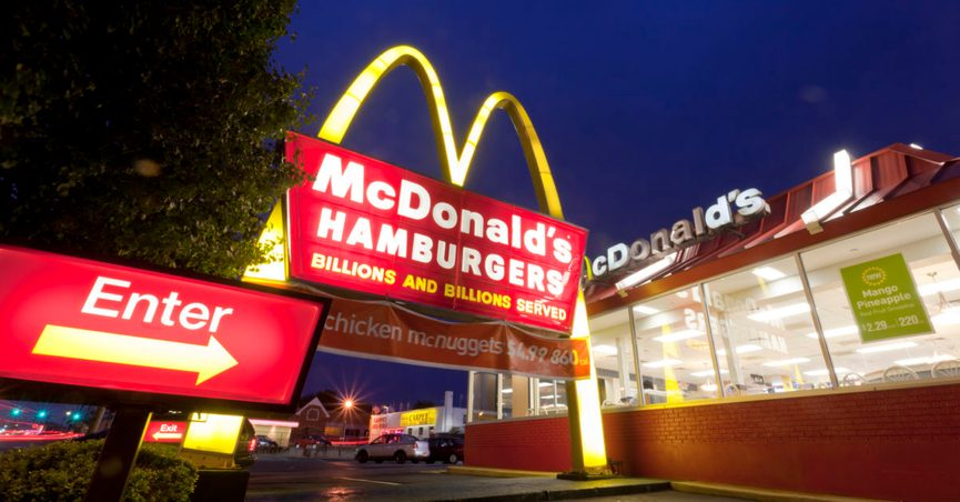 Was McDonald's Worker Fired For Placing His Mixtapes In Happy Meals?