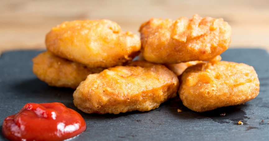 Was a Man Paralyzed After Eating 413 Chicken Nuggets?
