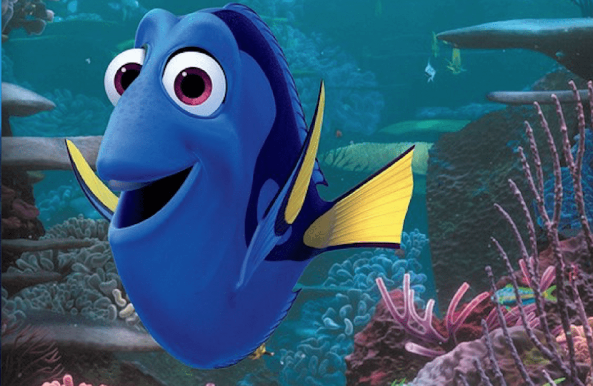 Finding Dory Did Not Increase Demand for Pet Fish, Despite Viral ...