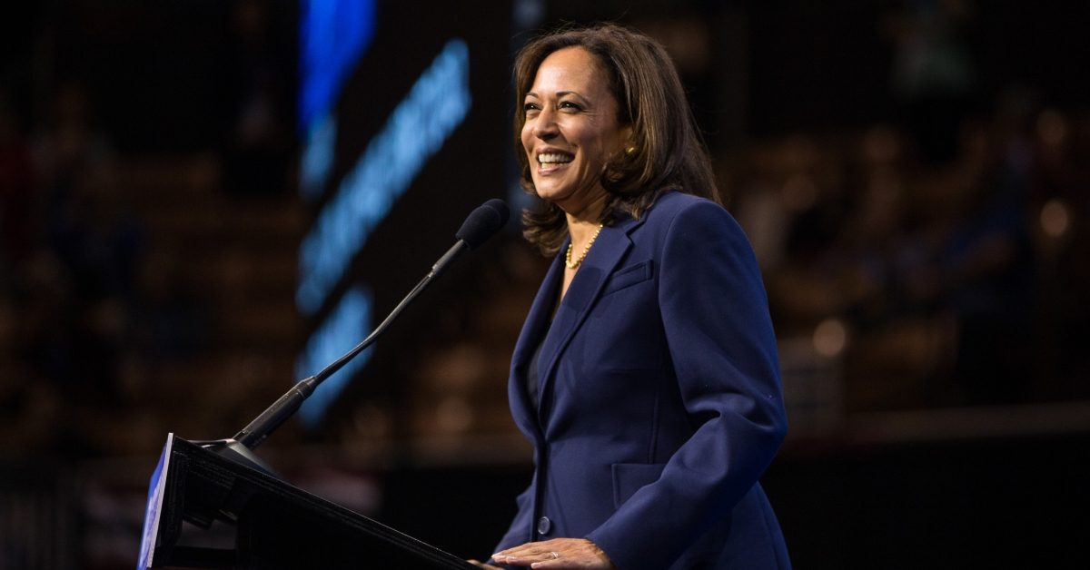 Did Kamala Harris Say 'Our Military Are Soulless Cowards'?