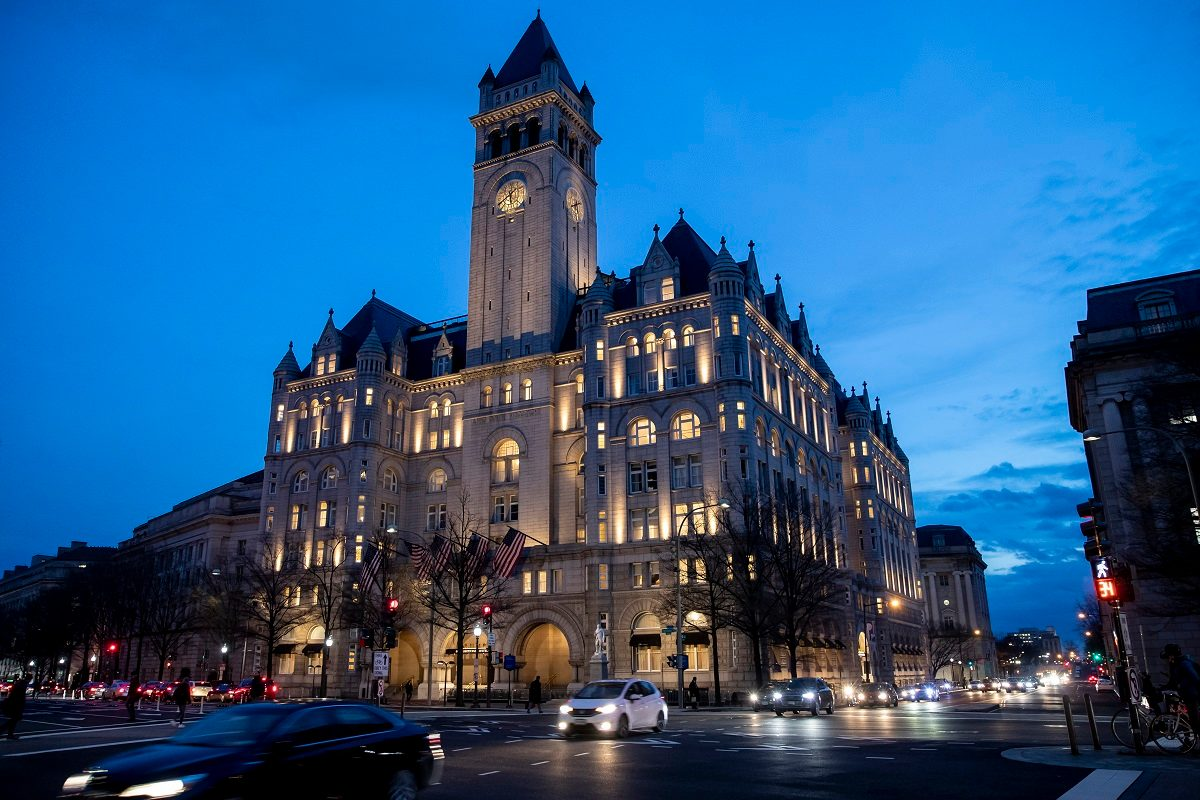 Appeals Court to Hold Rehearing on Trump Hotel Lawsuit