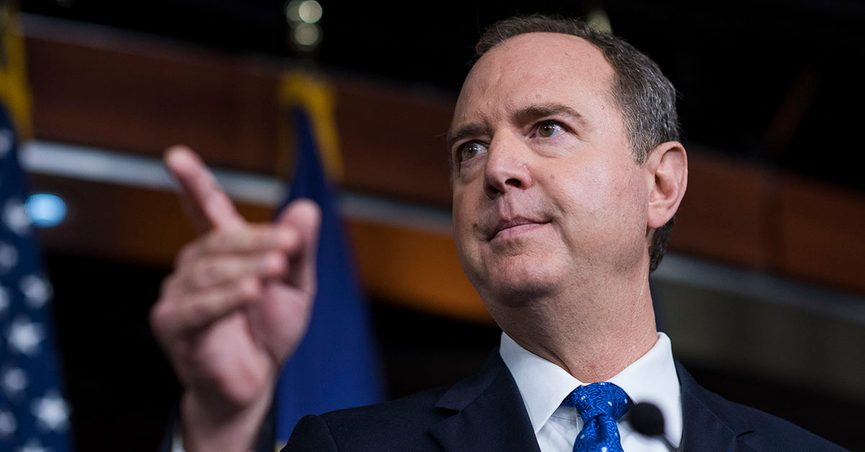 Is Adam Schiff 'Linked' to a 'Prominent Ukrainian Arms Dealer'?