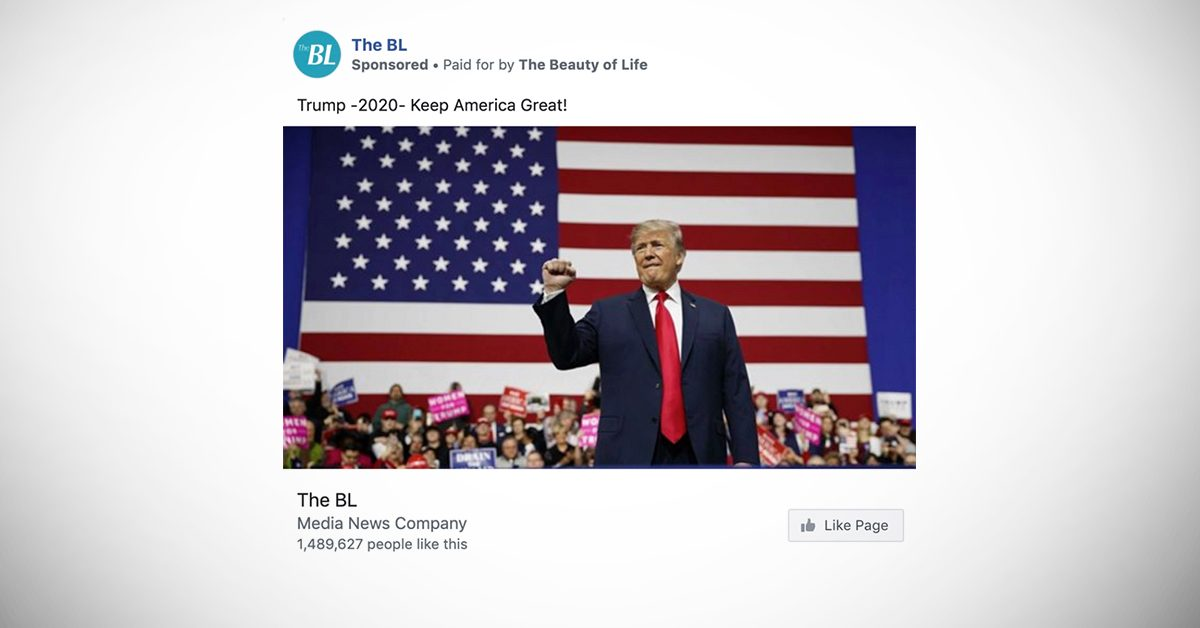 EXCLUSIVE: Expanding Pro-Trump Outlet 'The BL' Is Closely Linked to The Epoch Times