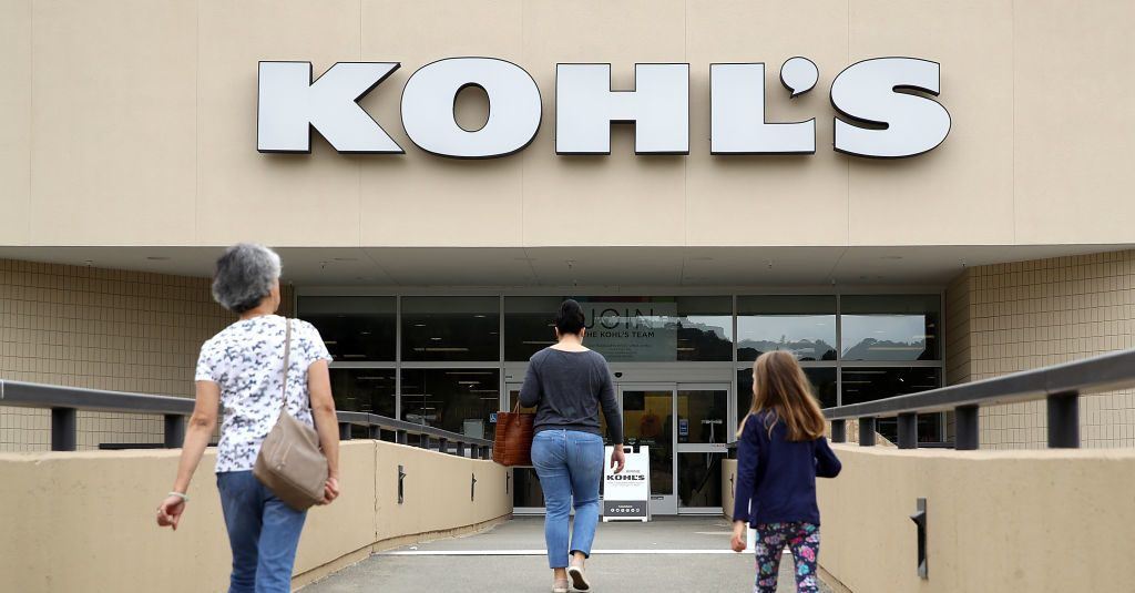 Is Kohl's Offering a $100 Coupon to Celebrate Its 57th Anniversary?