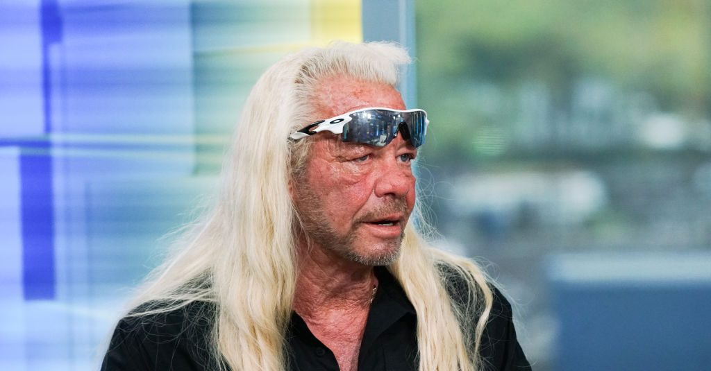 No, 'Dog the Bounty Hunter' Is Not Dead