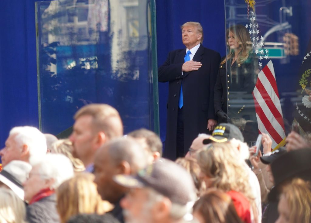 Was Donald Trump Fined for 'Stealing' Money Intended for Veterans?