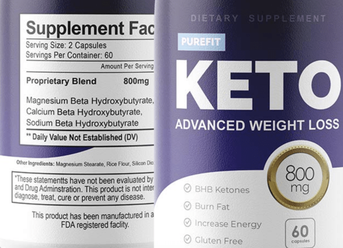 aesthetics keto pills