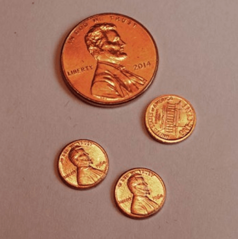 Will Putting A Penny In A Microwave Cause The Coin To Shrink