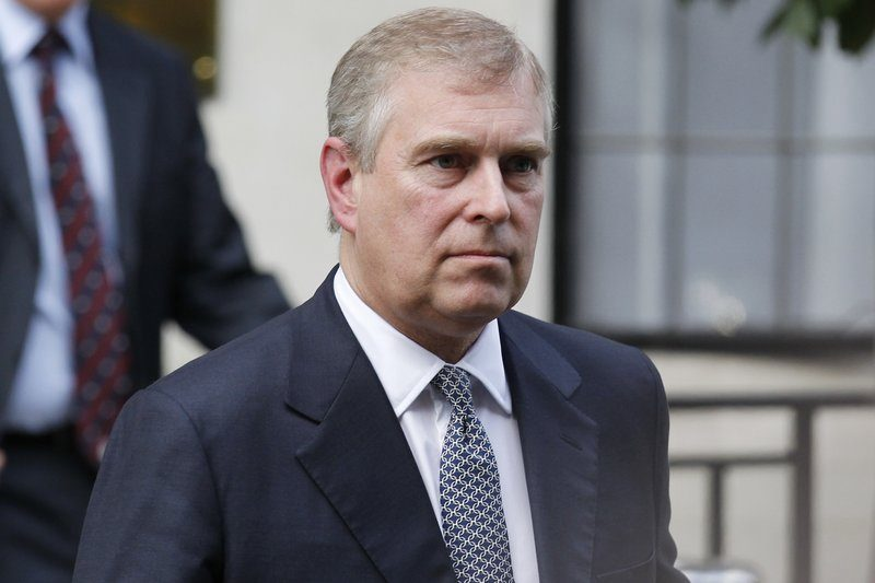 Prince Andrew Again Denies Having Sex with Epstein Victim