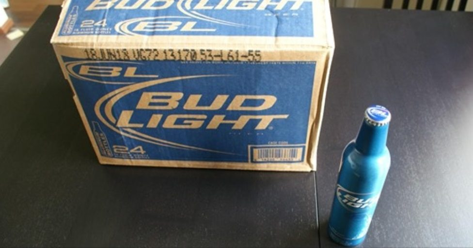 Bud Light 'Anniversary' Free 24-Pack Facebook Offer