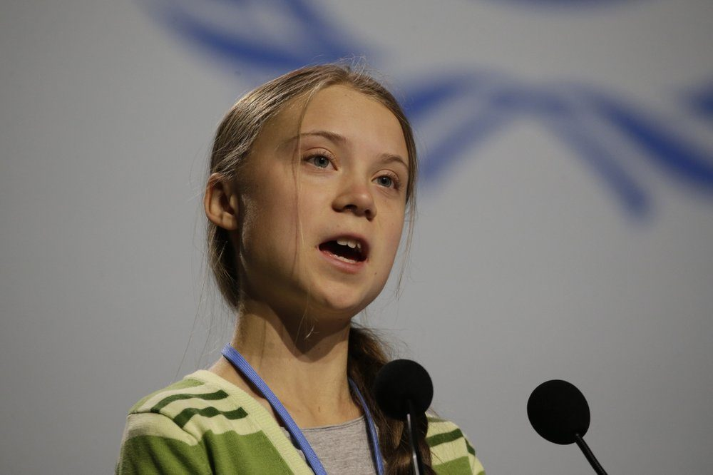 Thunberg Accuses Leaders of Creative PR at Climate...