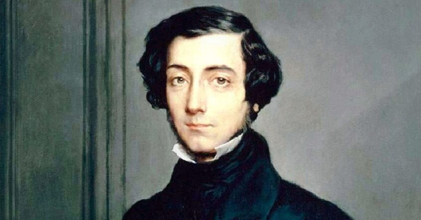 Did Alexis de Tocqueville Say 'America Is Great Because She Is Good'?