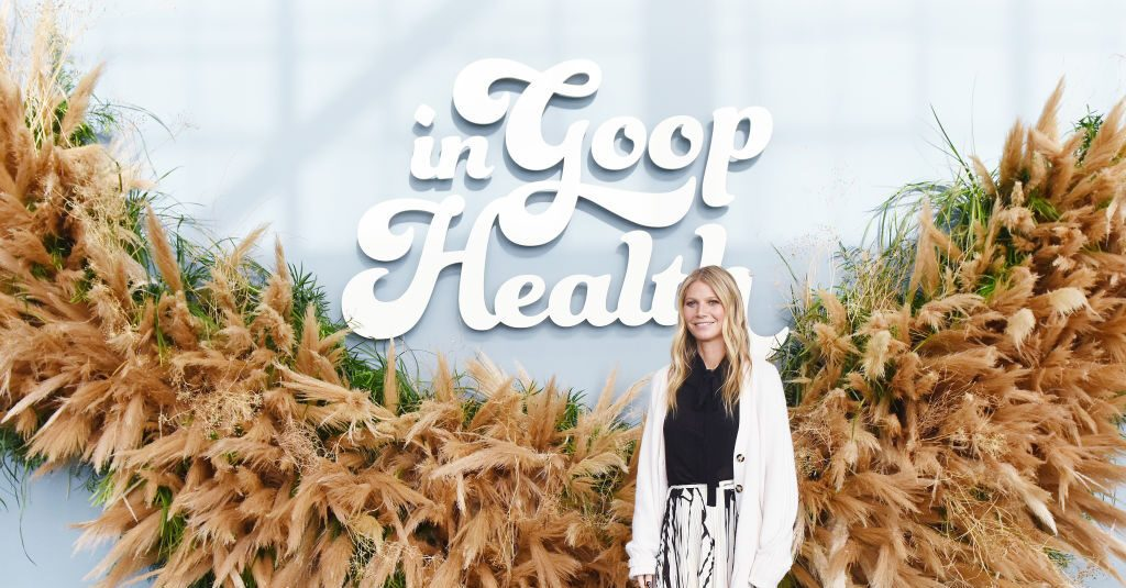 Is Gwyneth Paltrow Selling a Candle That 'Smells Like My Vagina'?