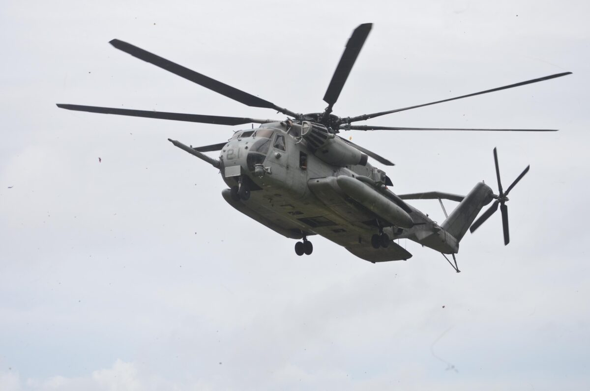 Were 30 Marines Just Killed in a Helicopter Crash? - snopes