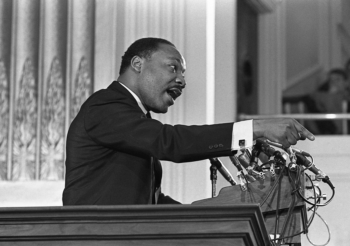 Did MLK Say This About Capitalism? - snopes