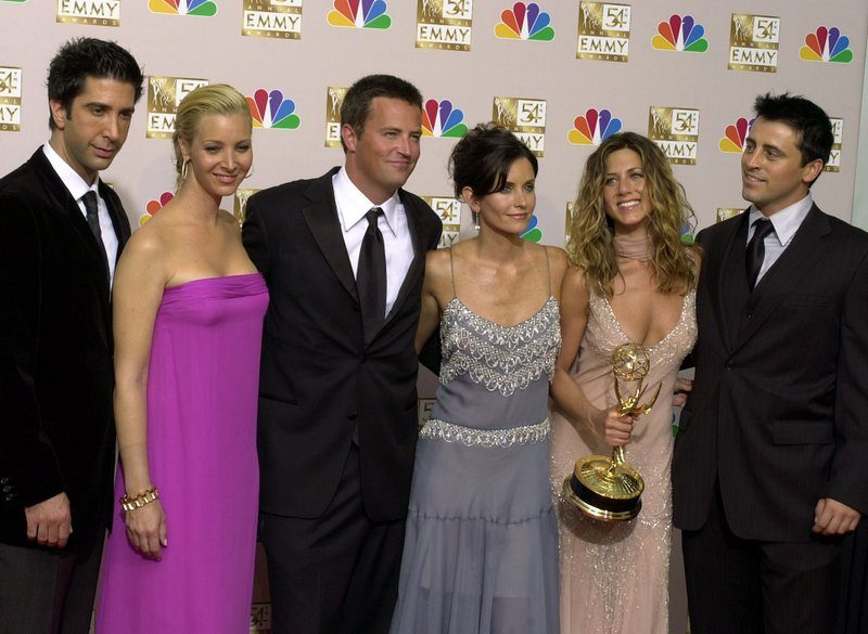 Unscripted 'Friends' Reunion Special to Launch with HBO Max - snopes