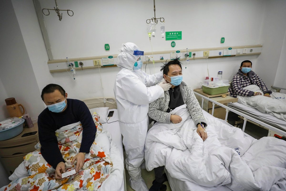 China Reports Spike in Virus Cases with New Way of Counting