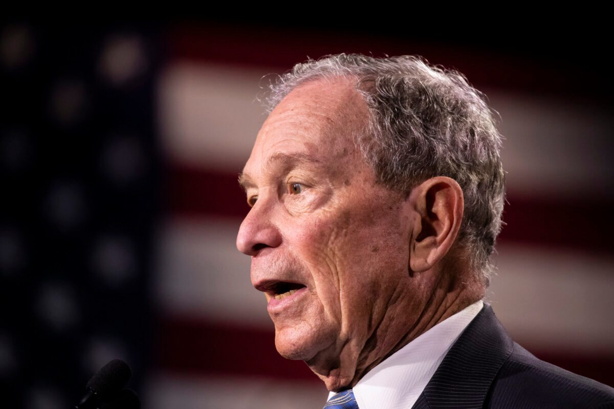 Did Mike Bloomberg Say Anybody Can Be A Farmer Tech Work Requires More Gray Matter