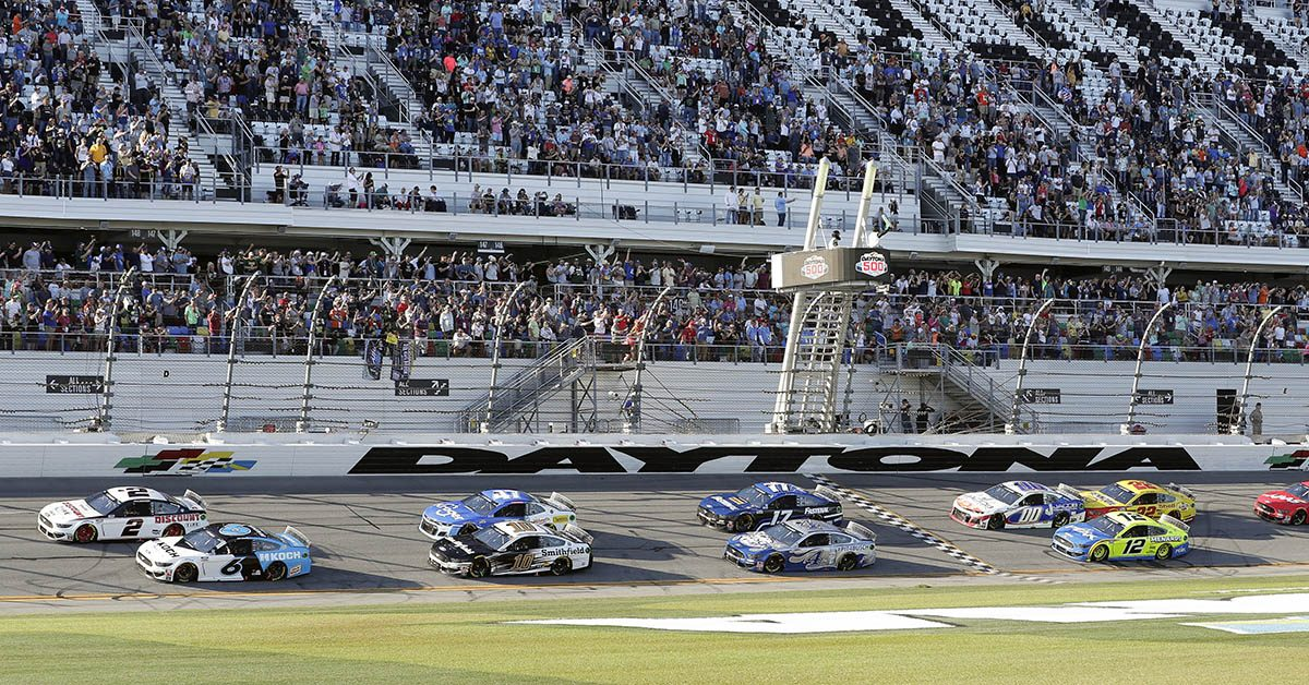 Hamlin Wins 3rd Daytona 500; Newman Hospitalized - snopes
