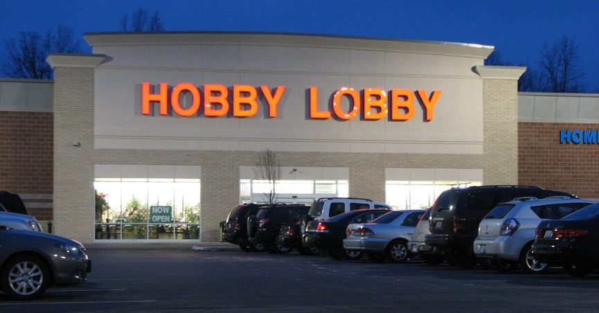 Hobby Lobby reportedly sent a letter to employees explaining its stores were staying open during the COVID-19 pandemic because, in part, CEO David Green's wife had received reassurances from God.