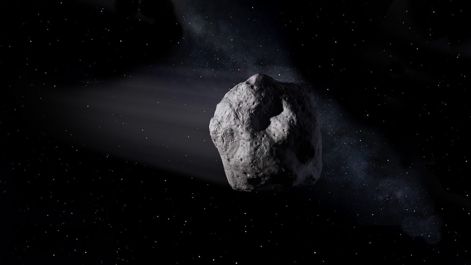 Was COVID-19 Created To Distract Us from a Doomsday Asteroid?