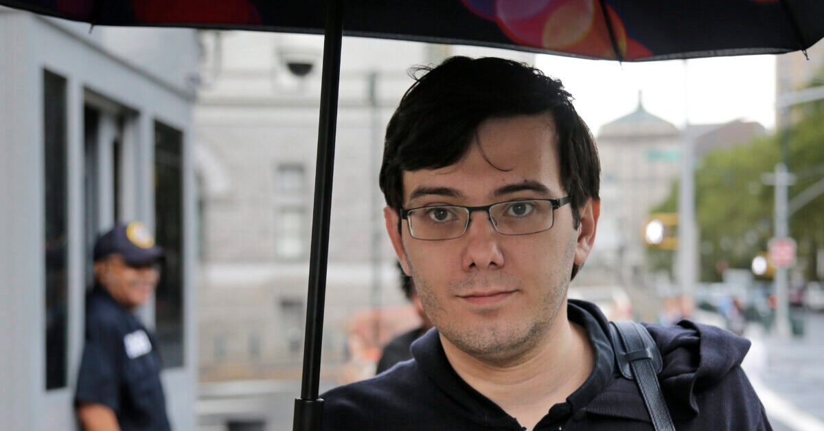 'Pharma Bro' Wants Out of Prison to Research Coronavirus - snopes