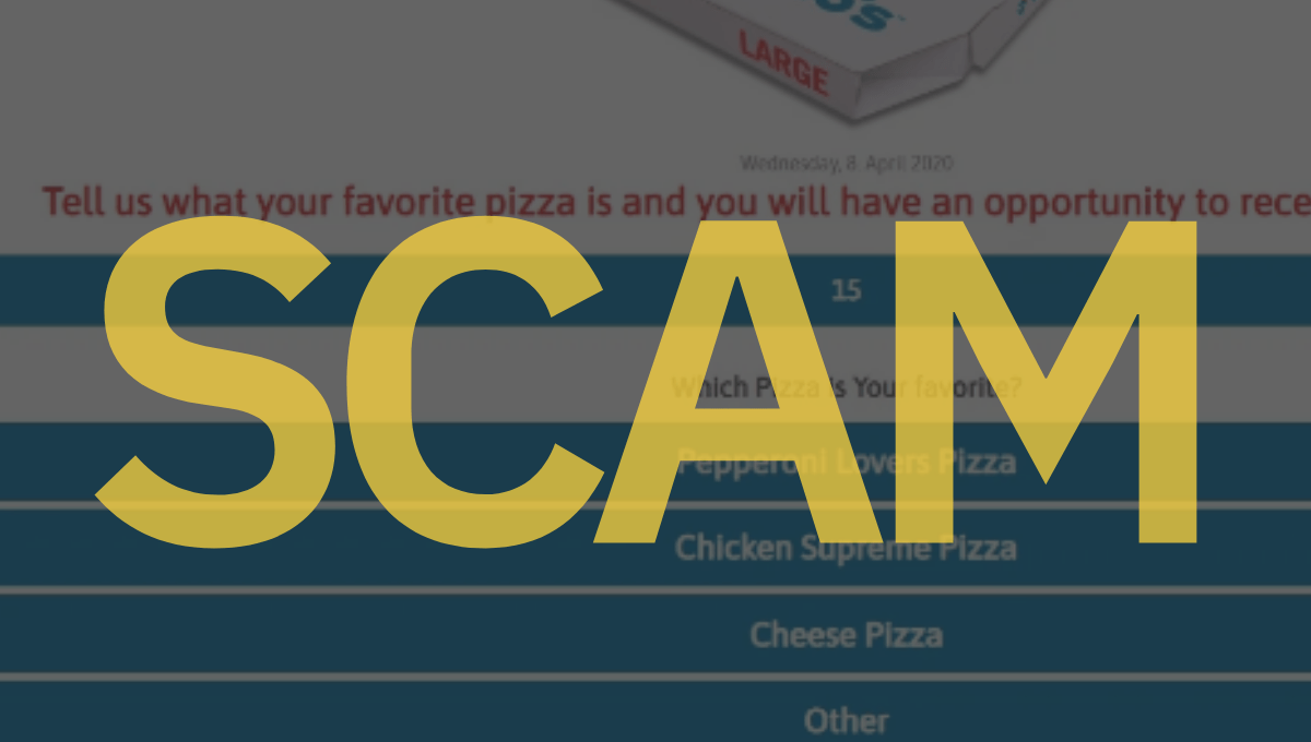 No, Domino's Is Not Offering Free Online Coupons for 2 Large Pizzas - snopes