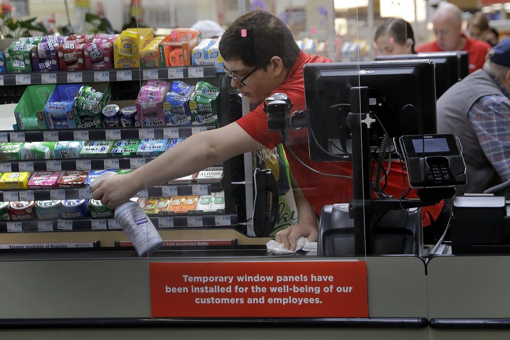 Grocery Workers Are Key During the Virus. And They're Afraid - snopes
