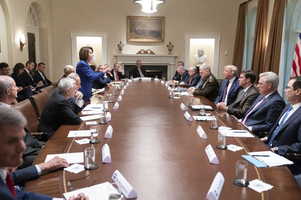 In Time of Crisis, Trump-Pelosi Relationship Remains Broken - snopes