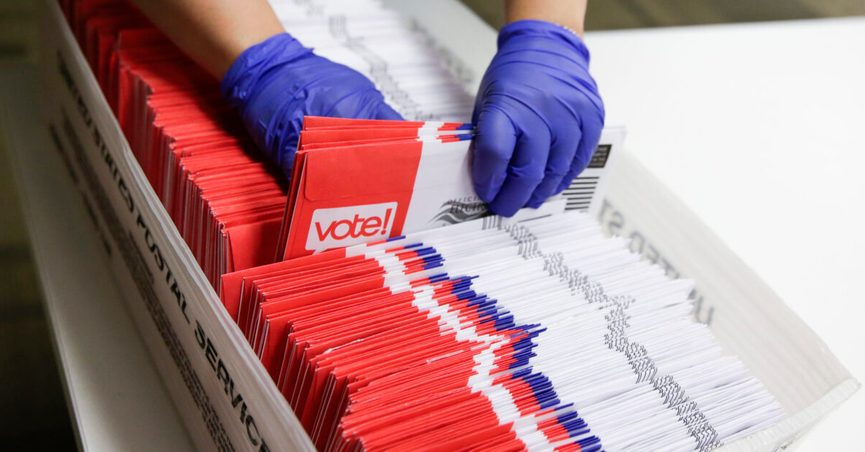 ballots vote by mail