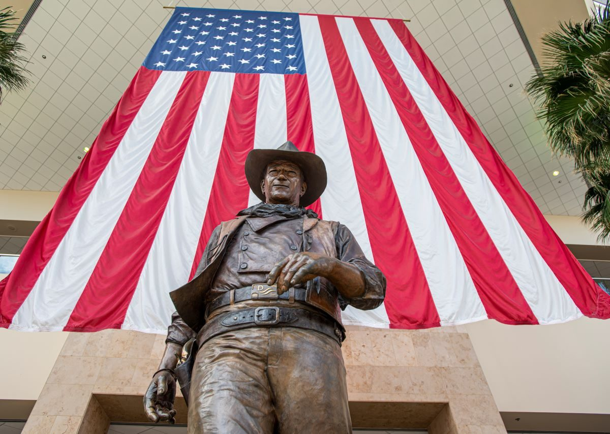 Are California Dems Trying to Change the Name of John Wayne Airport?