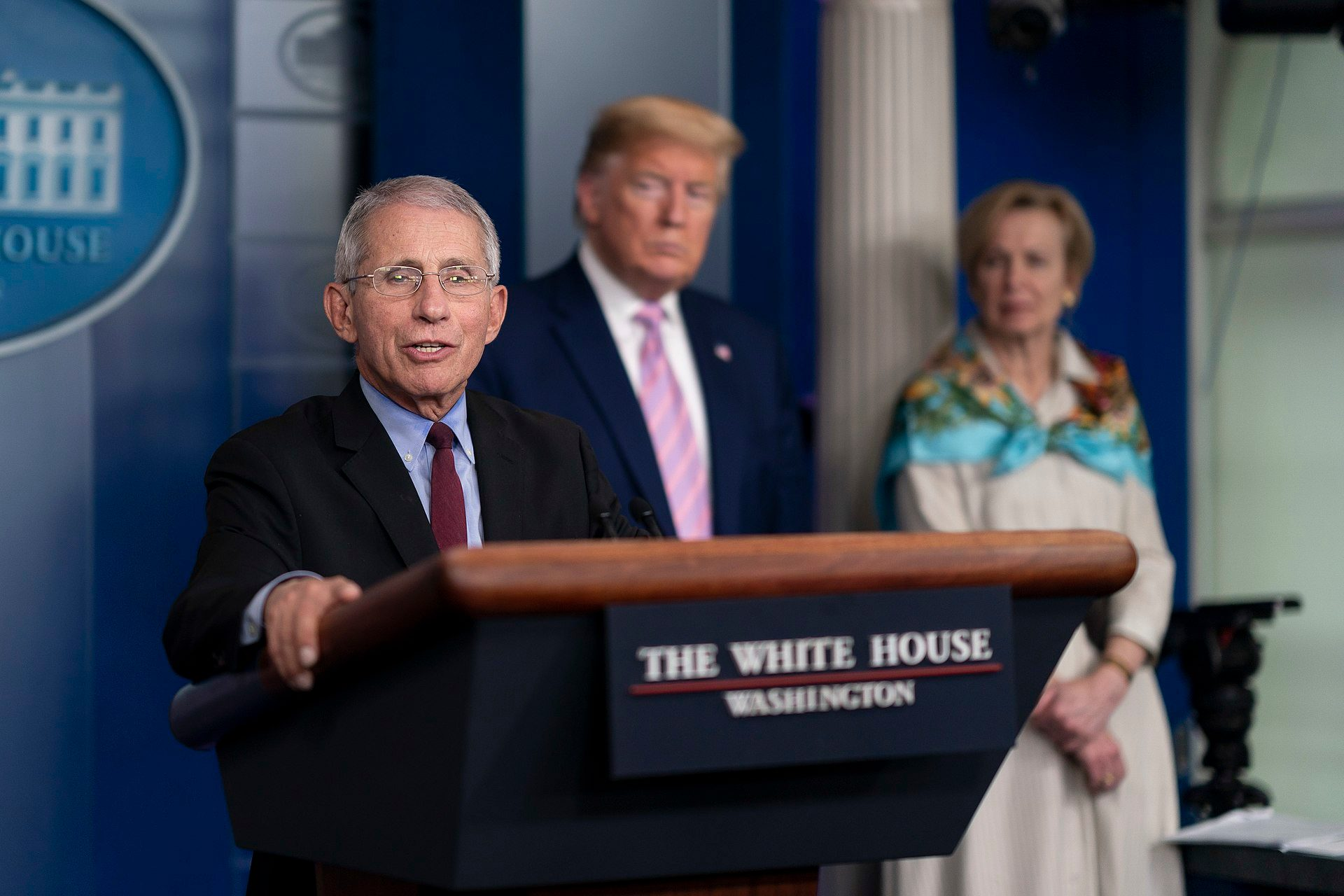 Did Dr. Fauci Criticize Trump's China Travel Restrictions? - snopes