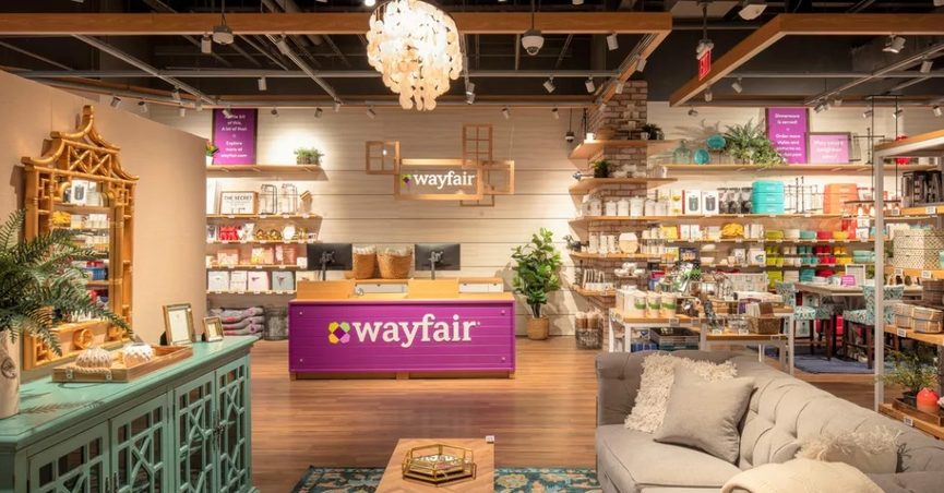 The claim that Wayfair is trafficking children is based almost entirely on one person's confusion over an expensive cabinet.